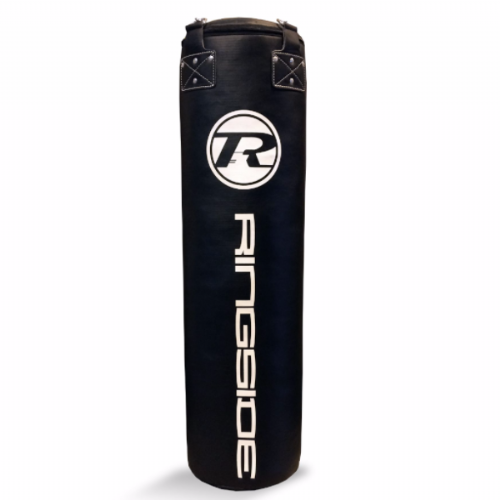Ringside Synthetic Leather 4ft Punchbag - Black